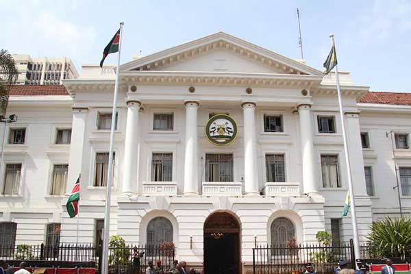 City Hall's Big Man on The Spot Over Illegal Activities